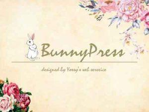WordPressテーマ「BunnyPress」を作りました
